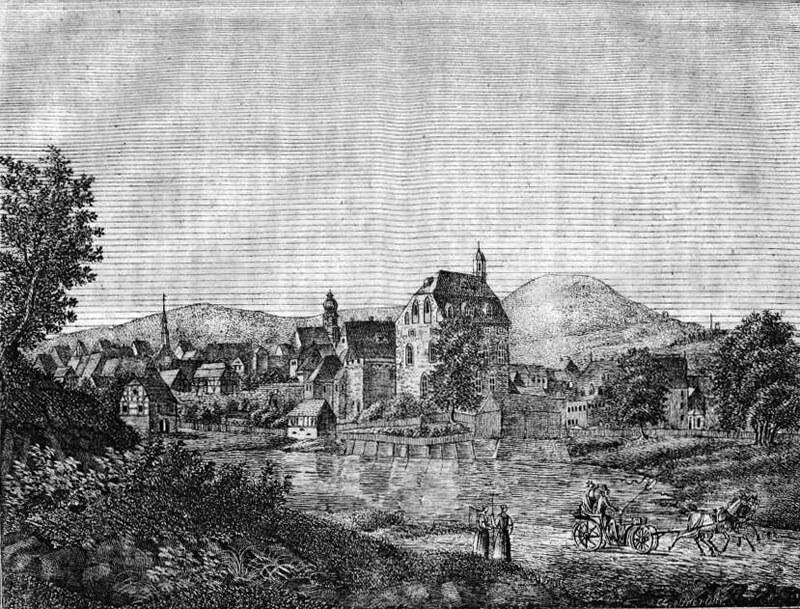 Schlettau 1835